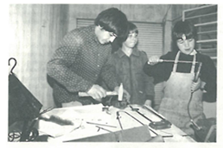 HISTORIA proyecto laboral 1989
